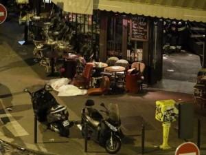 Pháp: Quán bar bị khủng bố tấn công mở cửa hôm nay