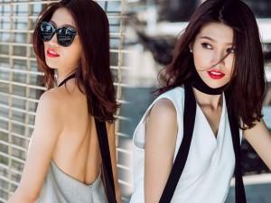 Váy - Đầm - Quỳnh Châu chọn đồ mát mẻ cho mùa giáng sinh xứ nóng