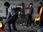 """Thị trường - Tiêu dùng - Thua lỗ """"ăn sâu"""" vào ngành thép Trung Quốc năm 2015"""