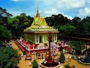 Du lịch - Đến thăm những ngôi chùa nổi tiếng Trà Vinh