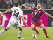 Bóng đá - Gladbach - Bayern: Chiến công hiển hách