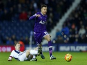 """Bóng đá - West Brom - Tottenham: Xứng danh """"vua hòa"""""""