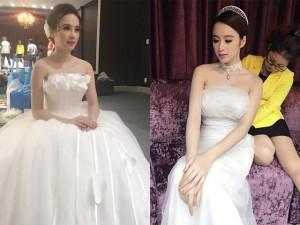 Phim - Facebook sao 6/12: Angela Phương Trinh làm cô dâu