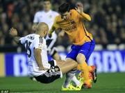 Bóng đá - Cầm hòa Barca, Valencia đâu chỉ dựa vào may mắn