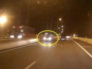 """Tin tức Việt Nam - Truy tìm xe """"ma"""" chạy ngược chiều trên cao tốc"""