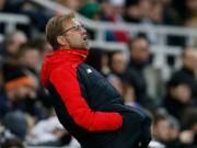"""Bóng đá - Liverpool thua đau, Klopp cay cú bàn thắng """"hụt"""""""