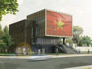 Tin tức trong ngày - Đà Nẵng khởi công xây dựng nhà trưng bày Hoàng Sa