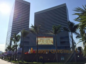 Doanh nhân - Bầu Đức mở cửa trung tâm thương mại lớn nhất Myanmar