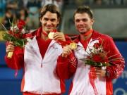 Thể thao - Tennis 24/7: Federer & tham vọng giành 3 HCV Olympic