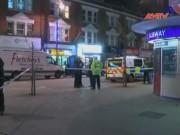 """Video An ninh - Khủng bố """"nhuốm màu IS"""" tại ga tàu điện ngầm London"""