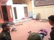 Video An ninh - Clip hiện trường vụ thảm sát tại Thạch Thất