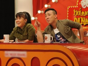 Phim - Trấn Thành cười dễ dãi khiến Việt Hương bức xúc