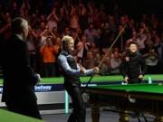"""Billard - Snooker - Vô địch bi-a với 1 cơ """"dọn bàn"""" lịch sử"""
