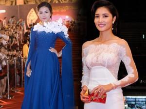 """Đời sống Showbiz - Váy hot nhất tuần: 4 thiết kế """"kém đẹp"""" trên thảm đỏ LHP"""