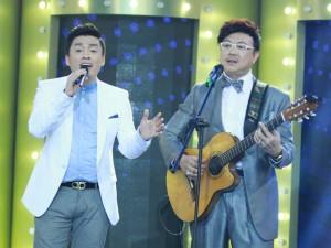 Trường Giang tiết lộ Chí Tài có giọng hát giống Lam Trường