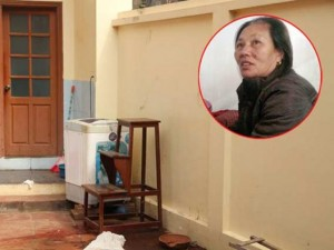 Tin tức trong ngày - Thảm án ở Thạch Thất: Phút giáp mặt kẻ giết chồng, con