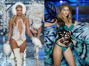 Thời trang - Dàn mẫu nội y cực gợi cảm trong show Victoria's Secret
