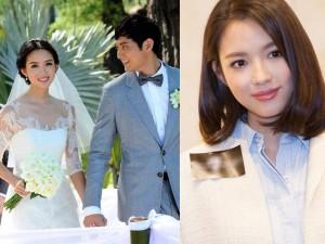 Thời trang - Hoa hậu Trương Tử Lâm mang thai sau 2 năm kết hôn