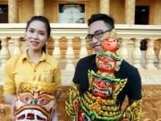 Du lịch - Về Trà Vinh học cách chế tác mão huyền bí của người Khmer