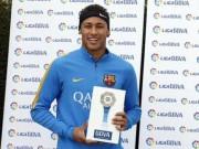 Bóng đá - Thi đấu chói sáng, Neymar đi vào lịch sử Barca
