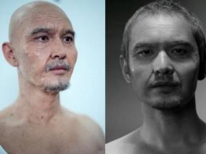 """Bất ngờ Huỳnh Hiểu Minh """"hóa"""" Đường Tăng già nua"""