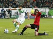 Bóng đá - Chi tiết Wolfsburg - MU: Kết quả xứng đáng (KT)