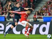 Bóng đá Tây Ban Nha - Benfica - Atletico: Đại chiến ngôi đầu