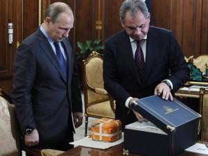 Putin: Hộp đen nói sự thật vụ bắn rơi Su-24
