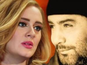 """Adele bị tố  """" trộm """"  nhạc của ca sĩ quá cố người Thổ Nhĩ Kỳ"""
