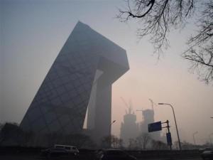 Thế giới - Ảnh chế: Nắm tay nhau đi giữa Bắc Kinh mà không thấy mặt