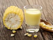 """Sức khỏe đời sống - Khám phá sức mạnh """"thần kì"""" của sữa bắp"""