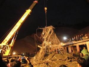 Tin tức trong ngày - Vụ sập cây xăng ở Hà Tĩnh: 2 người chết, 6 người bị thương