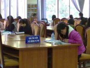 Giáo dục - du học - Thị trường mua bán luận văn: Siết khâu bảo vệ luận văn