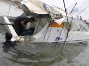 Chìm canô làm chết 9 người: Đã có kết luận giám định