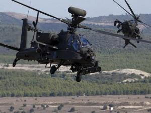 Thế giới - Mỹ định điều siêu trực thăng Apache diệt IS ở Iraq