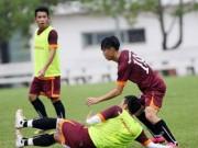 Bóng đá - Đội U-23 Việt Nam chuẩn bị VCK châu Á: Ám ảnh chấn thương