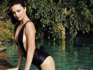 Thời trang - Miranda Kerr cực gợi cảm với áo tắm táo bạo