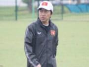 """Bóng đá - Clip: HLV Miura """"truyền lửa"""" cho U23 Việt Nam"""