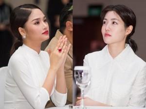 """Miu Lê tỏa sáng hơn cả người đẹp """"Ngoại già tuổi 20"""""""