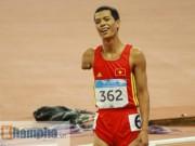 Thể thao - Hình ảnh cảm động của VĐV Việt Nam tại Para Games