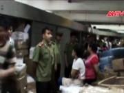 Thị trường - Tiêu dùng - Quảng Ninh: Bắt 5 tấn mỹ phẩm lậu của gian thương TQ