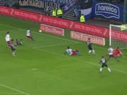 Bóng đá - Nằm sân vẫn vô lê thành bàn đẹp nhất V15 Bundesliga
