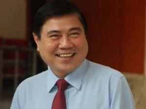 Tin tức trong ngày - Ông Nguyễn Thành Phong đắc cử Chủ tịch UBND TP.HCM