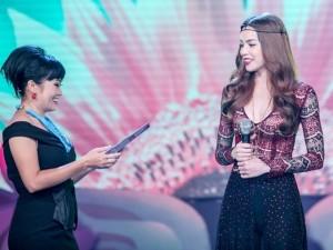 """Ca nhạc - MTV - Hà Hồ """"xóa"""" tin đồn bất hòa Phương Thanh trên truyền hình"""