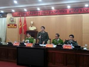 Công an HN công bố kết quả điều tra thảm án ở Thạch Thất
