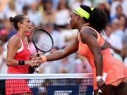 Thể thao - Vinci hạ gục Serena lọt top 10 trận đấu hay nhất WTA 2015