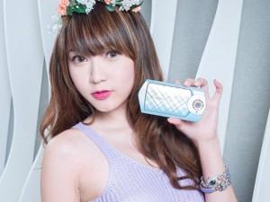 Thời trang Hi-tech - Dàn mỹ nữ xinh như 'mộng' bên camera Casio