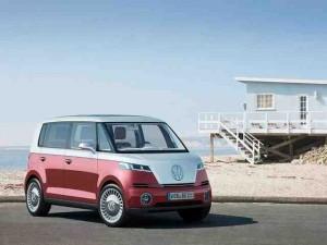 Volkswagen Microbus concept hoàn toàn mới sắp trình làng