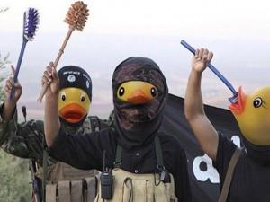 """Anonymous khởi động  """" Ngày trêu IS """"  trên mạng lẫn đời thực"""