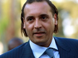 Con trai nhà độc tài Gaddafi bị bắt cóc